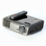 Optoma Desktop Projector Hire