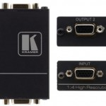 Kramer VP 4way VGA DA Hire