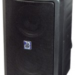 dB technologies active loudspeaker hire Suffolk