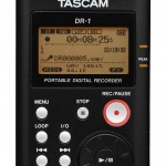 Tascam DR-1 Portable Digital Recorder Hire