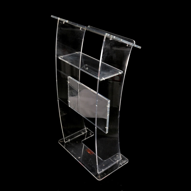 clarity-clear-lectern