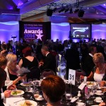 Business Awards Audio Visual and Staging