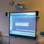 Classroom Smart Board Suffolk