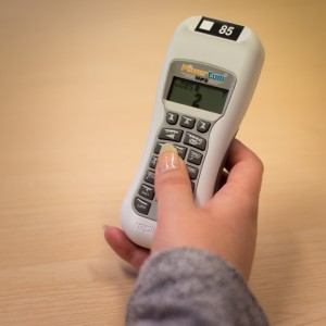 Interative Voting Handset Hire