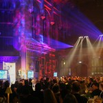 Audio Visual Lighting for Gala Dinner