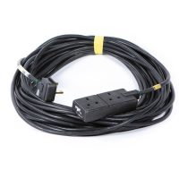 13A 2 way Mains Extension Cable 20m