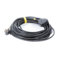 15A Mains Extension Cable 20m