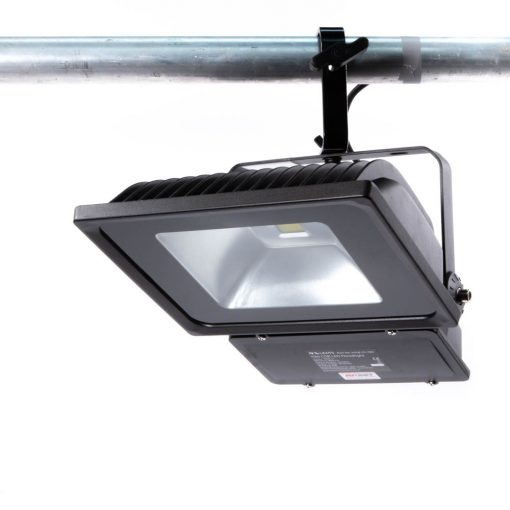 70W COB LED Floodlight - 16A plug