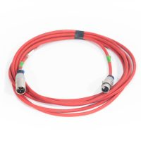 DMX 3 Pin Cable (Grey Ident) - 5m