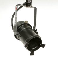 James Thomas Par 16 Lantern 12V 75W Black - XLR3