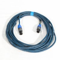 Speaker Cable Speakon 2 Core Cable - 10M