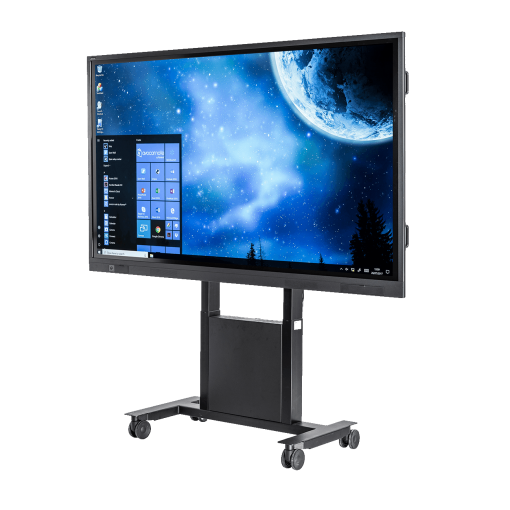 Avocor E-series Interactive Touch Screen with Stand