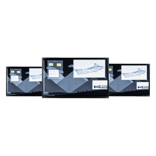 Avocor F-Series Touch Screens