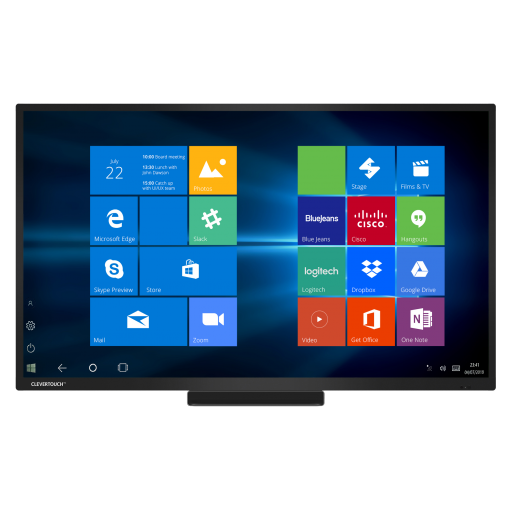 Clevertouch Pro Series E-CAP with Win10 PC 3