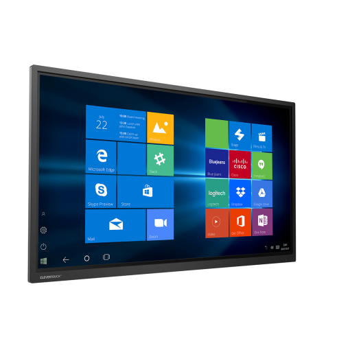 Clevertouch Pro Series E-CAP with Win10 PC
