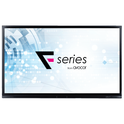 Avocor F-Series Touch Screen