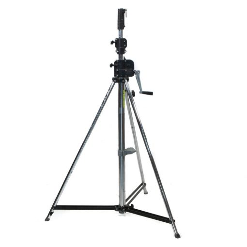 Manfrotto 3 section wind up stand - 3.7m