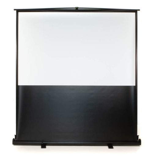 Pull-Up Projection Screen 198cm x 124cm, 16:10 Format 92""