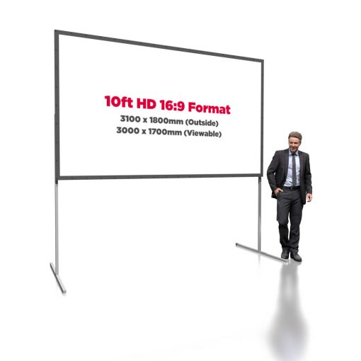 Stumpfl AV Vario32 Projection Screen 10ft