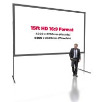 Stumpfl AV Vario32 Projection Screen 15ft