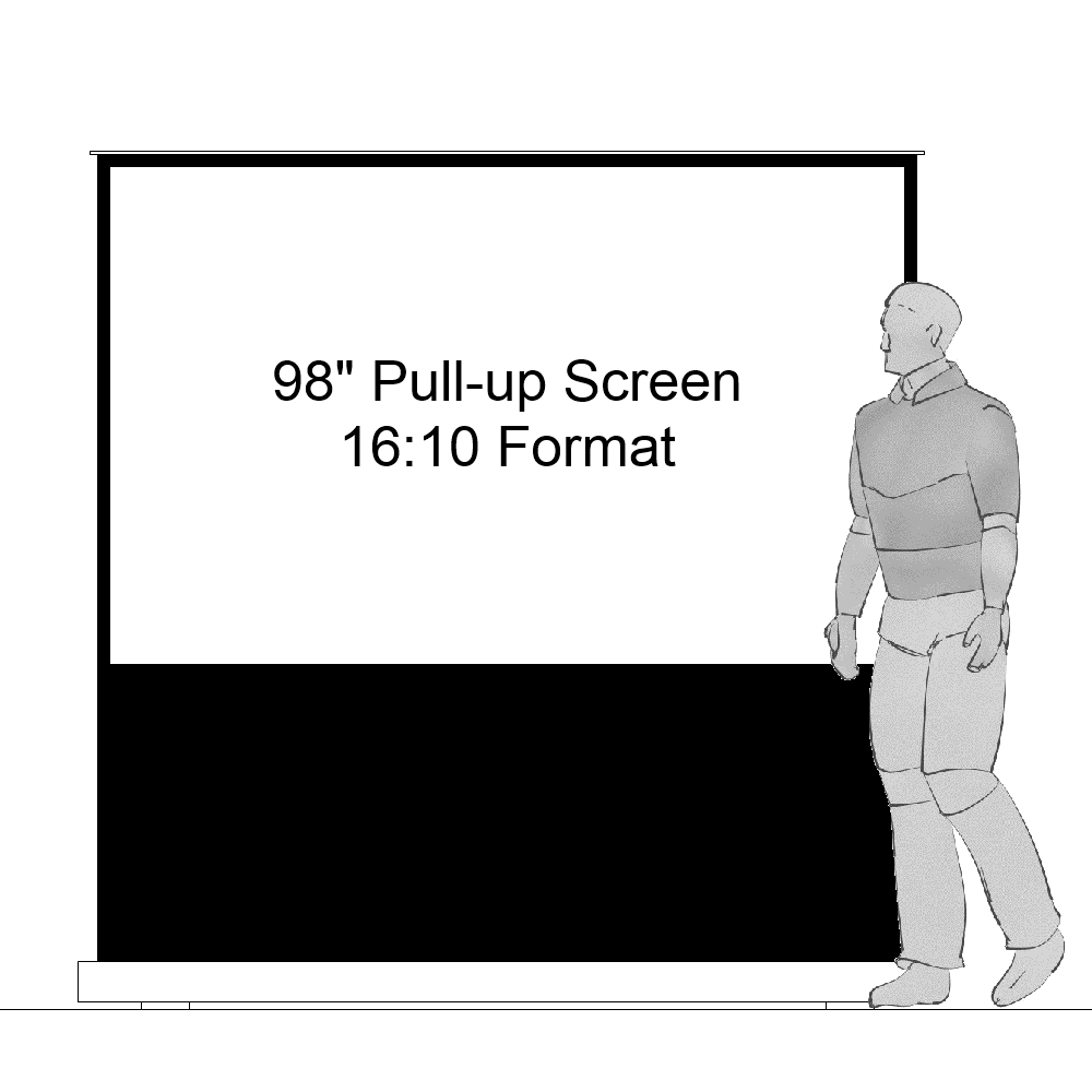 projection screen hire, PROJECTION SCREENS
