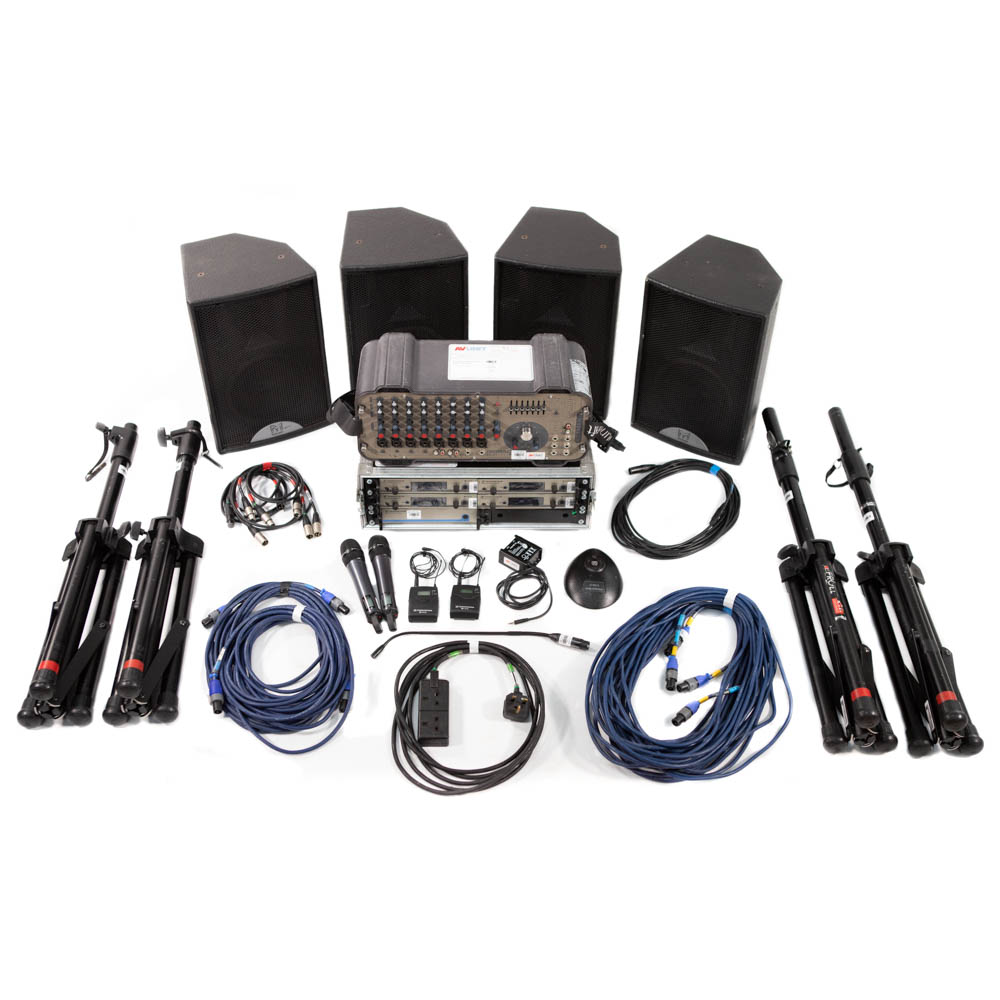 pa system hire, PA SYSTEM HIRE PACKAGES