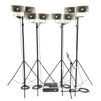outdoor pa, Choosing a PA system for your outdoor event
