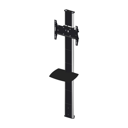 Avecta-High-Level-Single-Screen--Floor-to-Wall-Stand